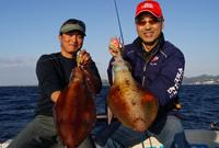 沖縄巨大タチウオチャーター