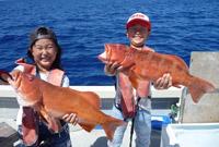 五目餌釣りチャーター